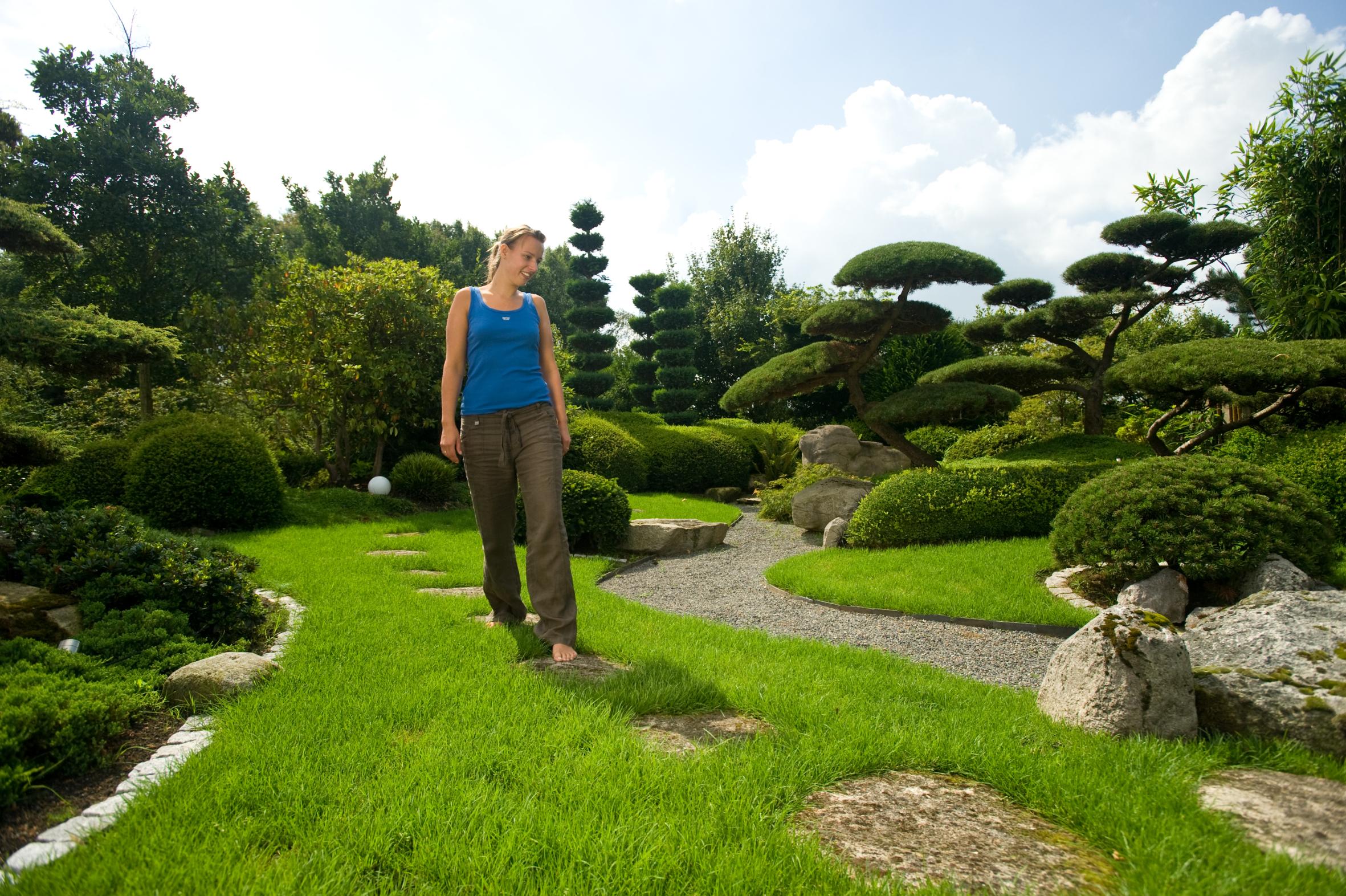 Im Grünen lustwandeln – über den Erholungsfaktor von Gärten und Parks