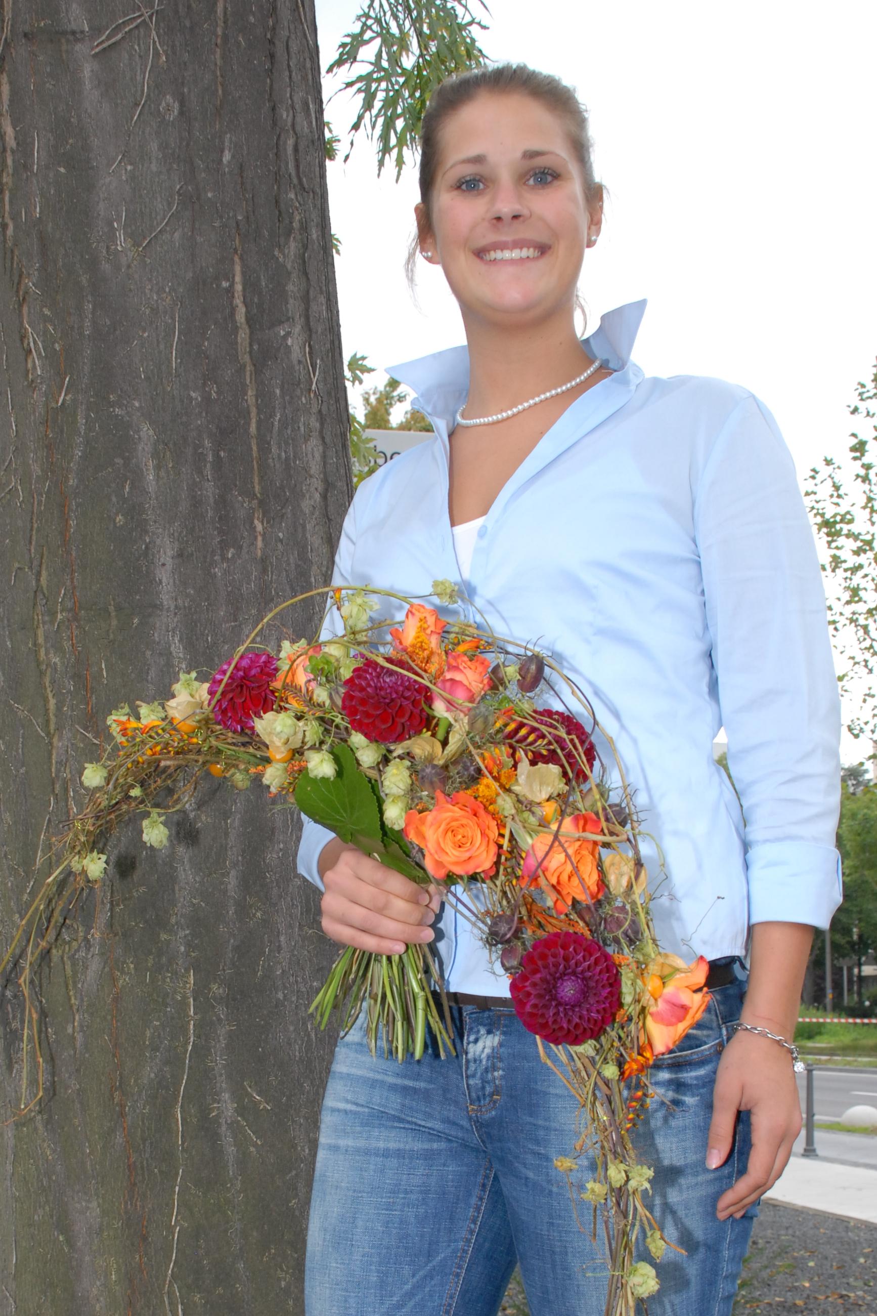 Blumentrends im Herbst – Kreativität zählt!