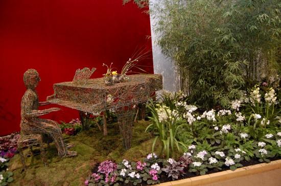 Philharmonie der Blumen: Lauschen Sie der Frühlingssinfonie der Natur