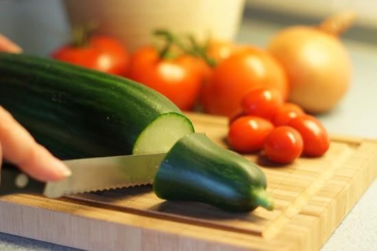Damit 's appetitlich wird: Gemüse richtig putzen