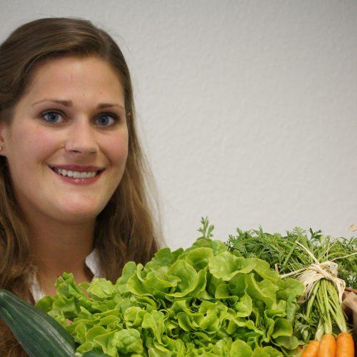 Gemüse der Saison - die Jahreszeiten schmecken!