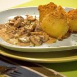 Fleischlos glücklich – mit Pilzen