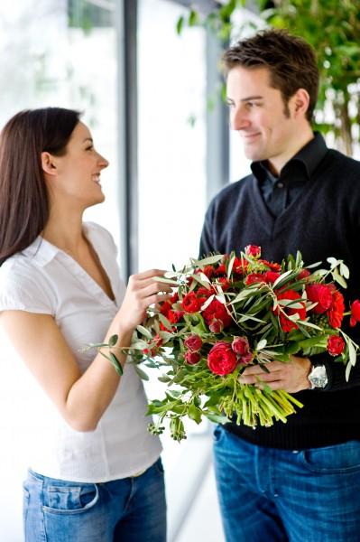 Blumige Ideen zum Valentinstag