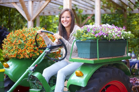 Mit Vollgas in die Balkon- und Gartensaison