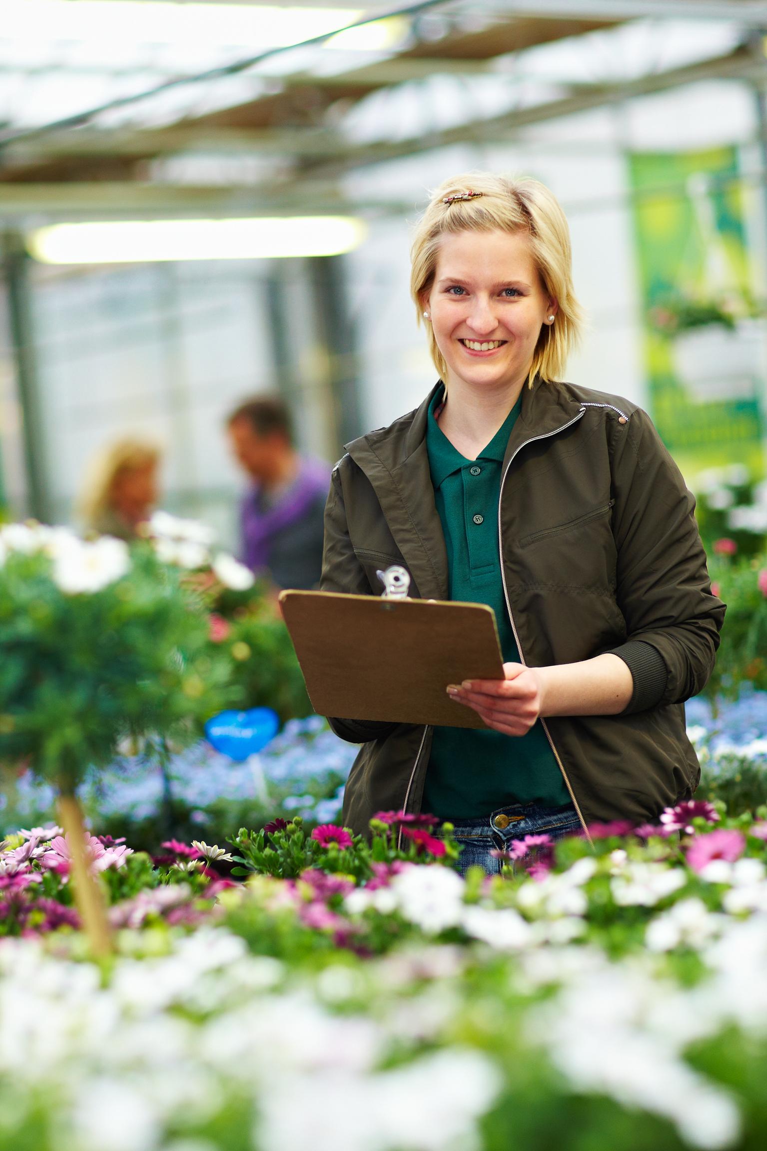 Beruf Zierpflanzengärtner: Zauberkünstler mit grünem Daumen