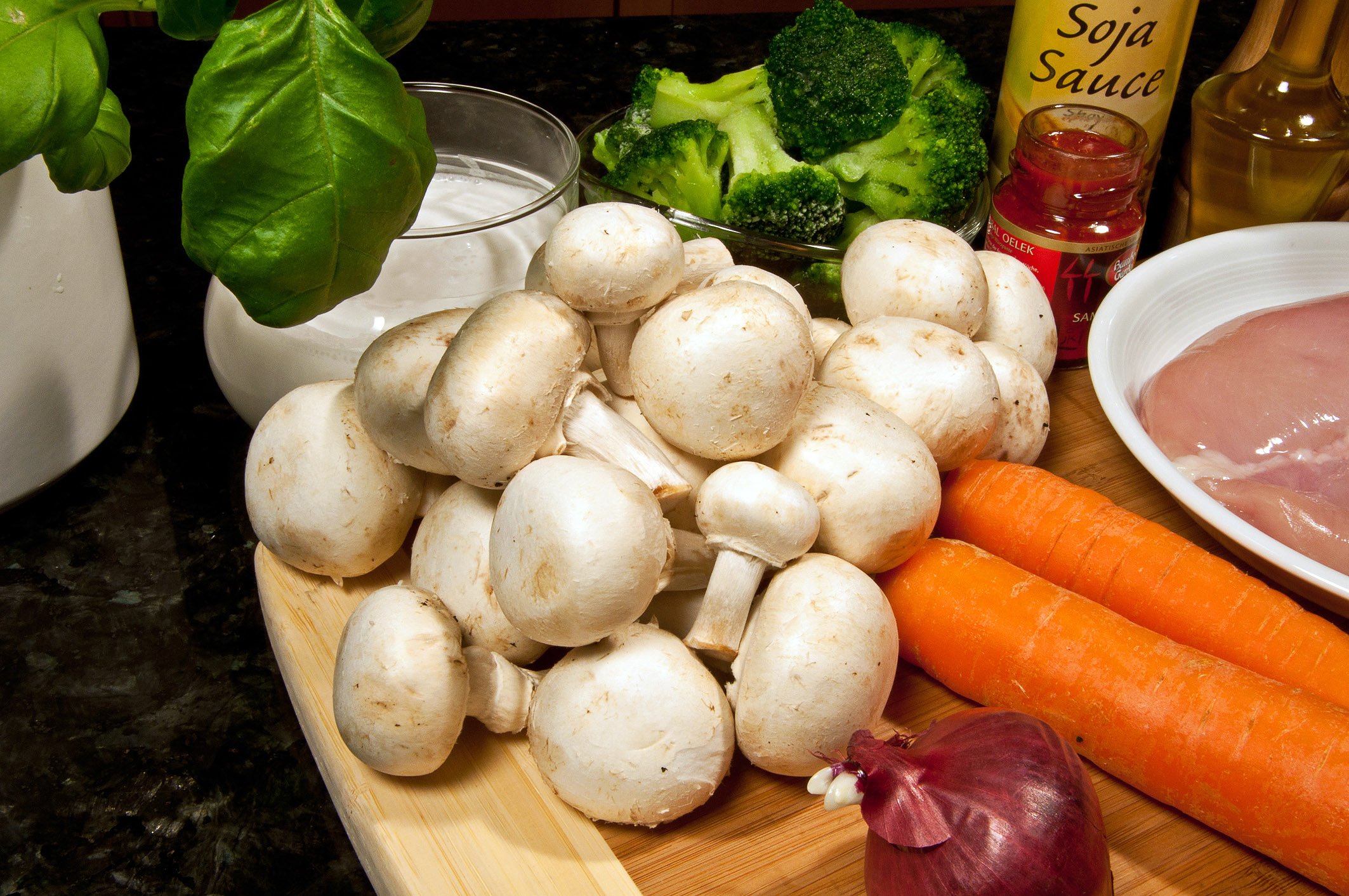 Mit Pilzen Prostatakrebs vorbeugen