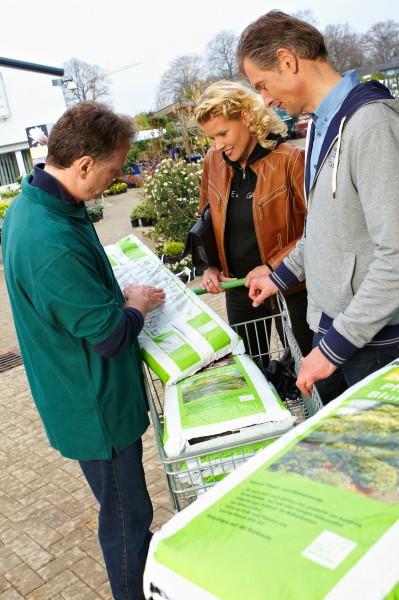 Torfindustrie – aus Tradition innovativAus deutschen Torf- und Erdenwerken kommt der Stoff, mit dem grüne Träume wahr werden