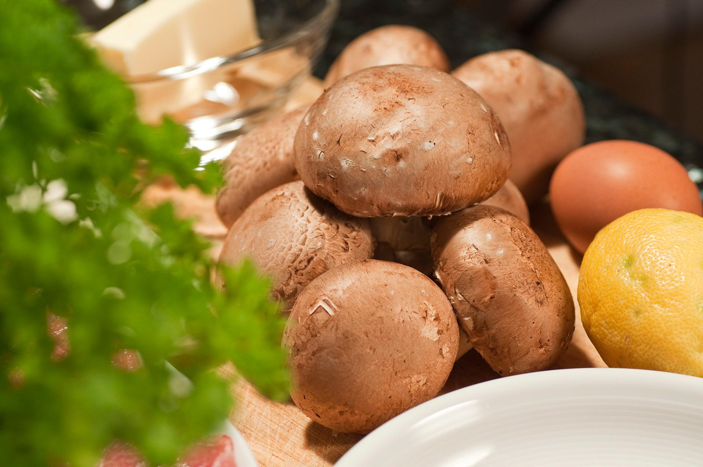 Pilze – reich an Mineralstoffen