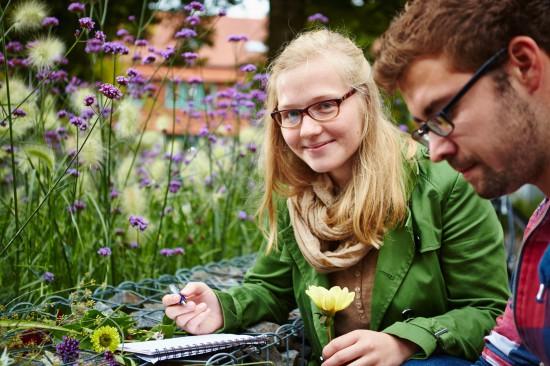 Gartenbau - ein praxisnahes Studium mit Perspektiven
