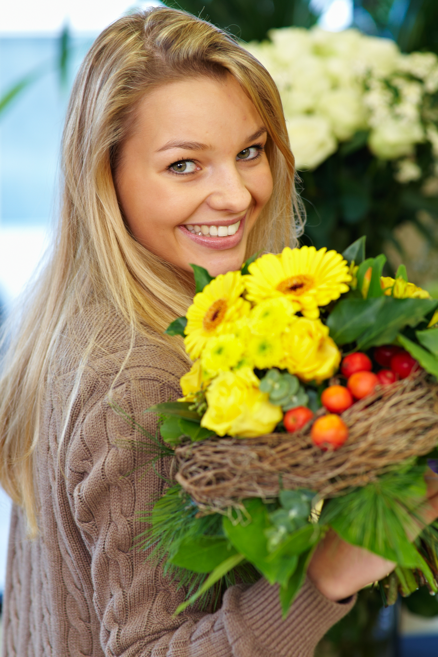 Die besten Geschenke zum Frauentag – Blühkraft trifft Frauenpower