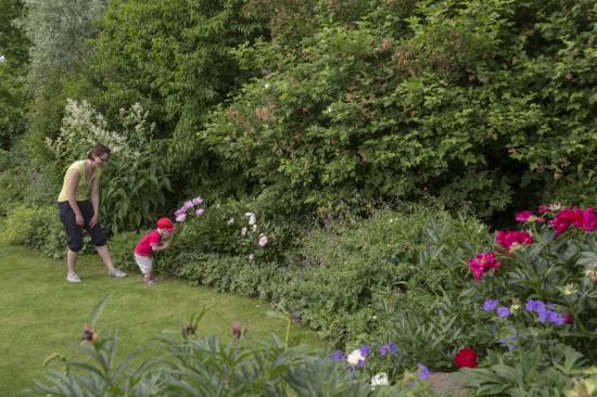 Ein Garten fürs Leben
