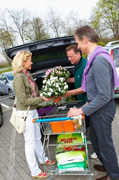 Klasse statt Masse: Echte Pflanzenliebhaber kaufen im Fachhandel