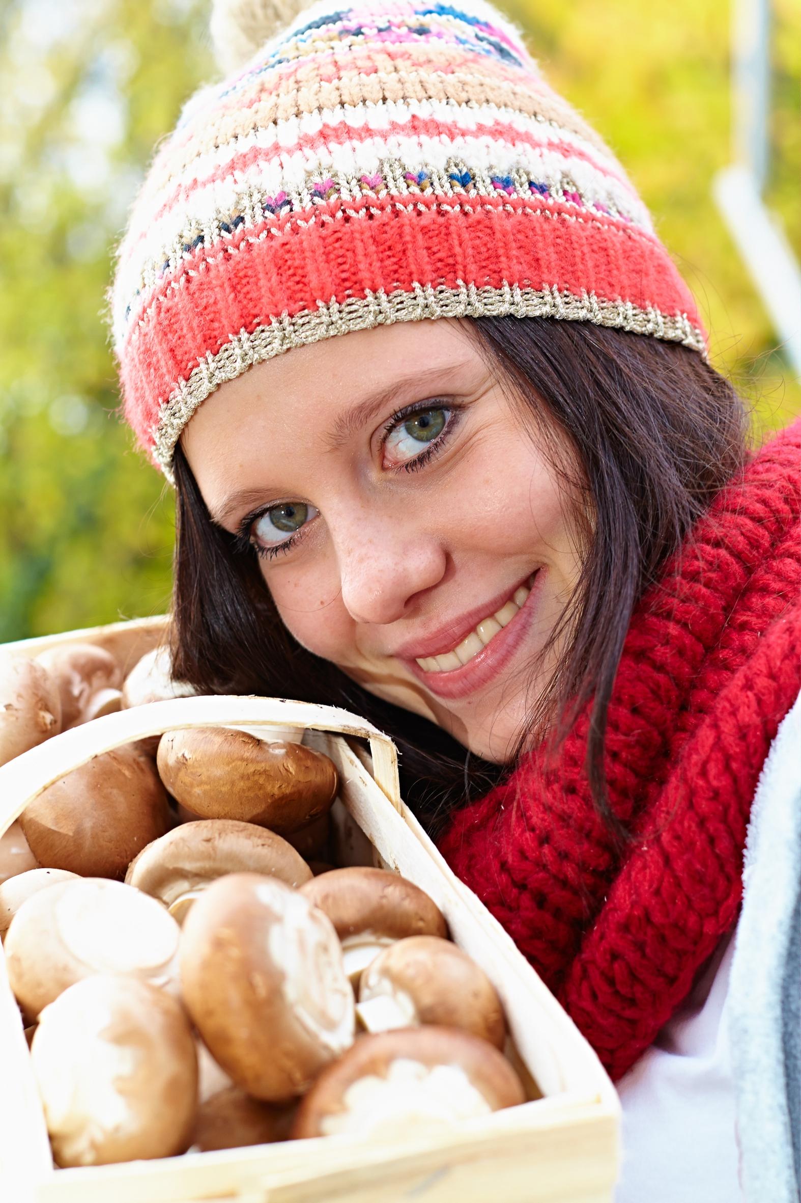 Pilze sammeln oder kaufen?