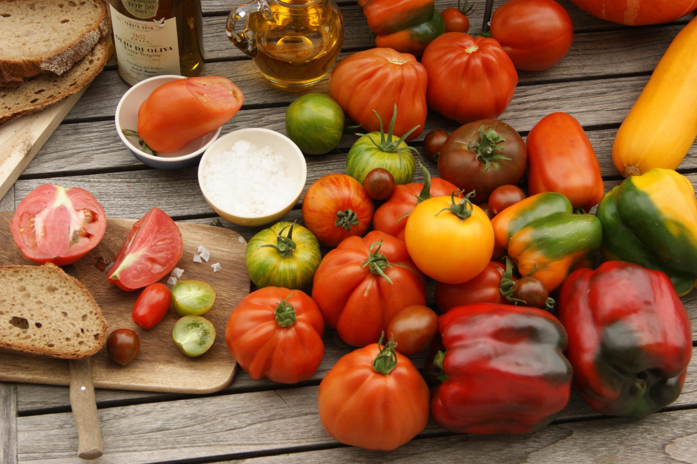 Mit robusten Gemüsepflanzen zum eigenen Ernteerfolg