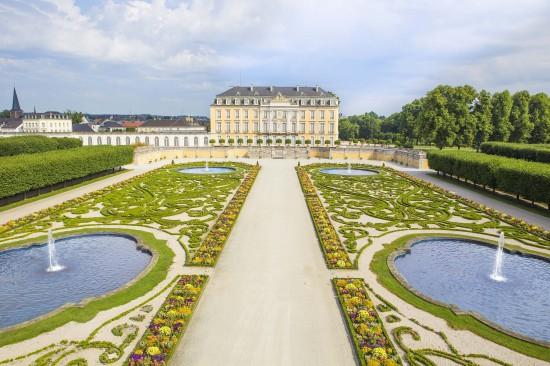 Märchenhafter Beruf: Schlossgärtner