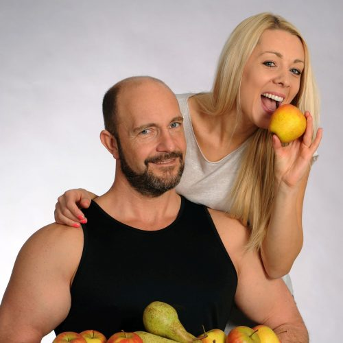 Obst macht sexy
