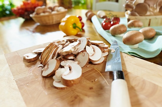 Pilze als Quelle für Mineralien