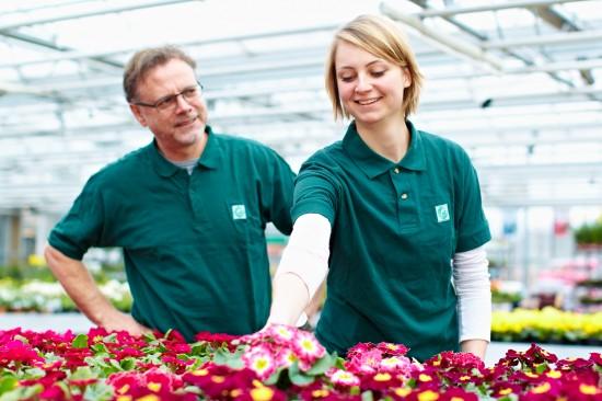 Was macht eigentlich ein Profi-Gärtner im Frühjahr?