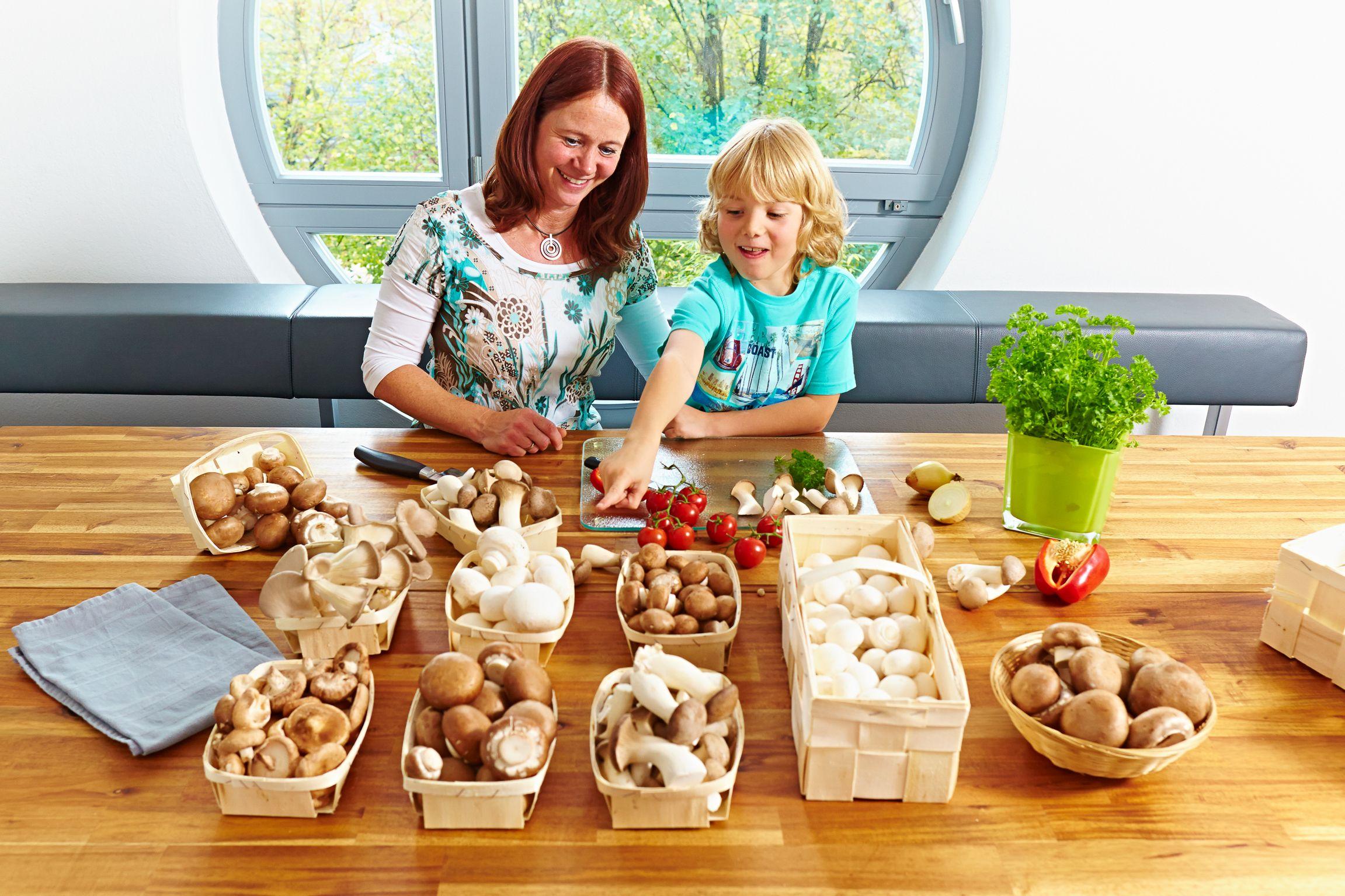 Pilze – in fast allen Winkeln der Erde beliebt