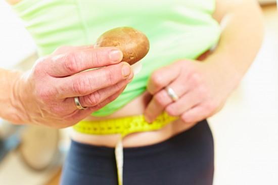 Pilz-Ballaststoffe - natürlich und soo gesund