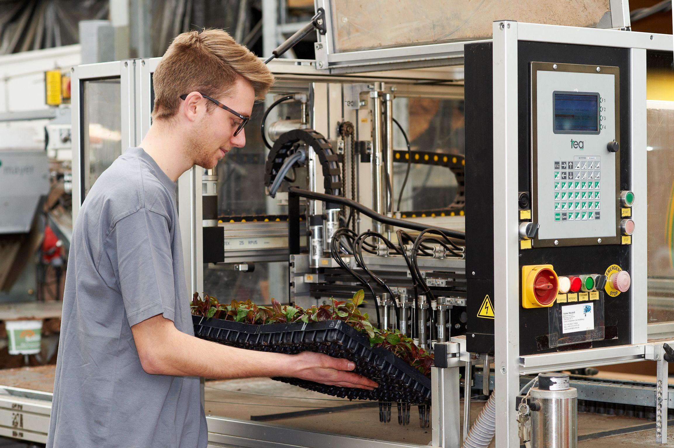 Grüne Berufe – Fit für die Zukunft mit moderner Technik