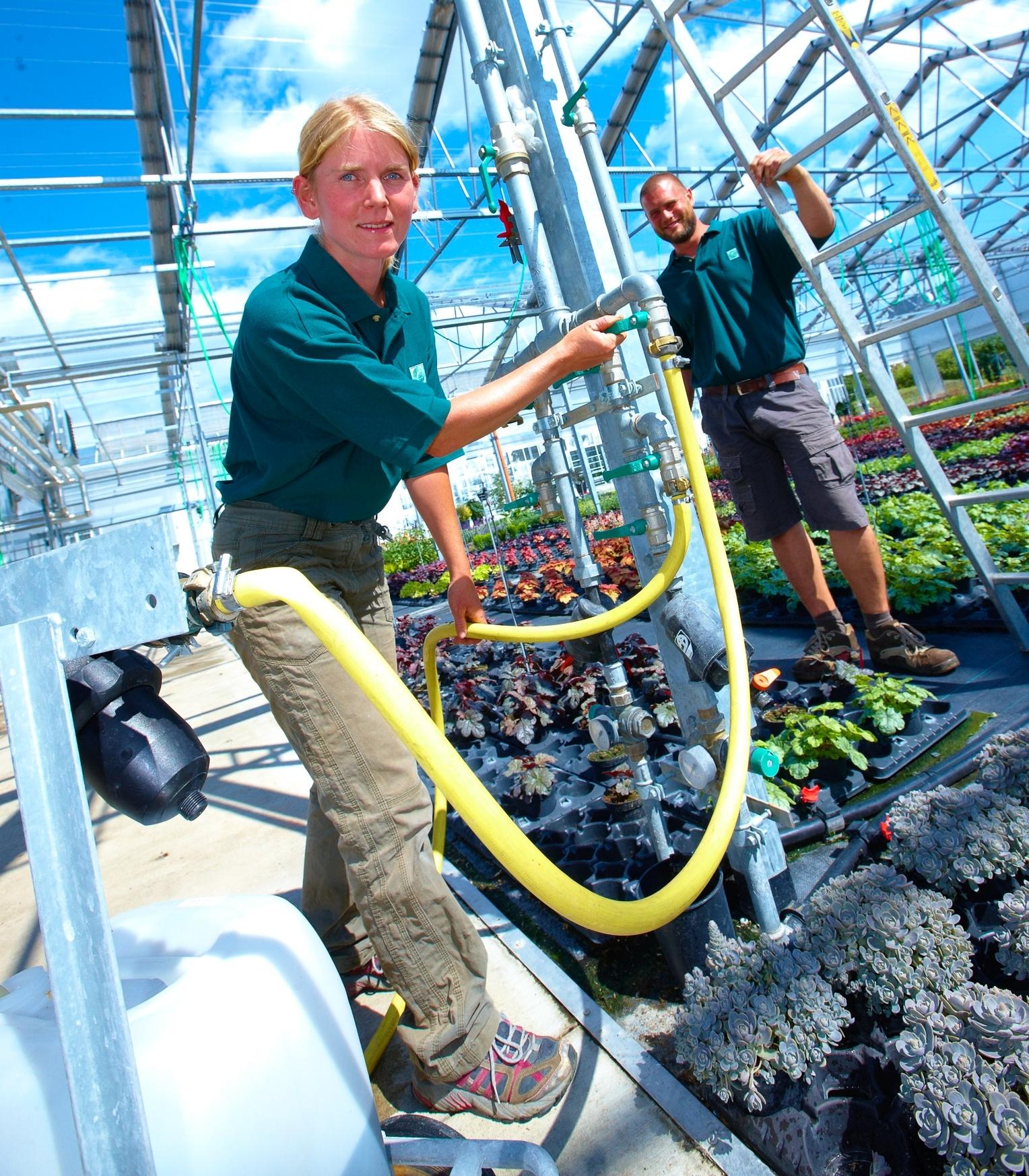 Für kurzentschlossene Naturliebhaber: Jetzt noch eine Ausbildung zum Gärtner beginnen