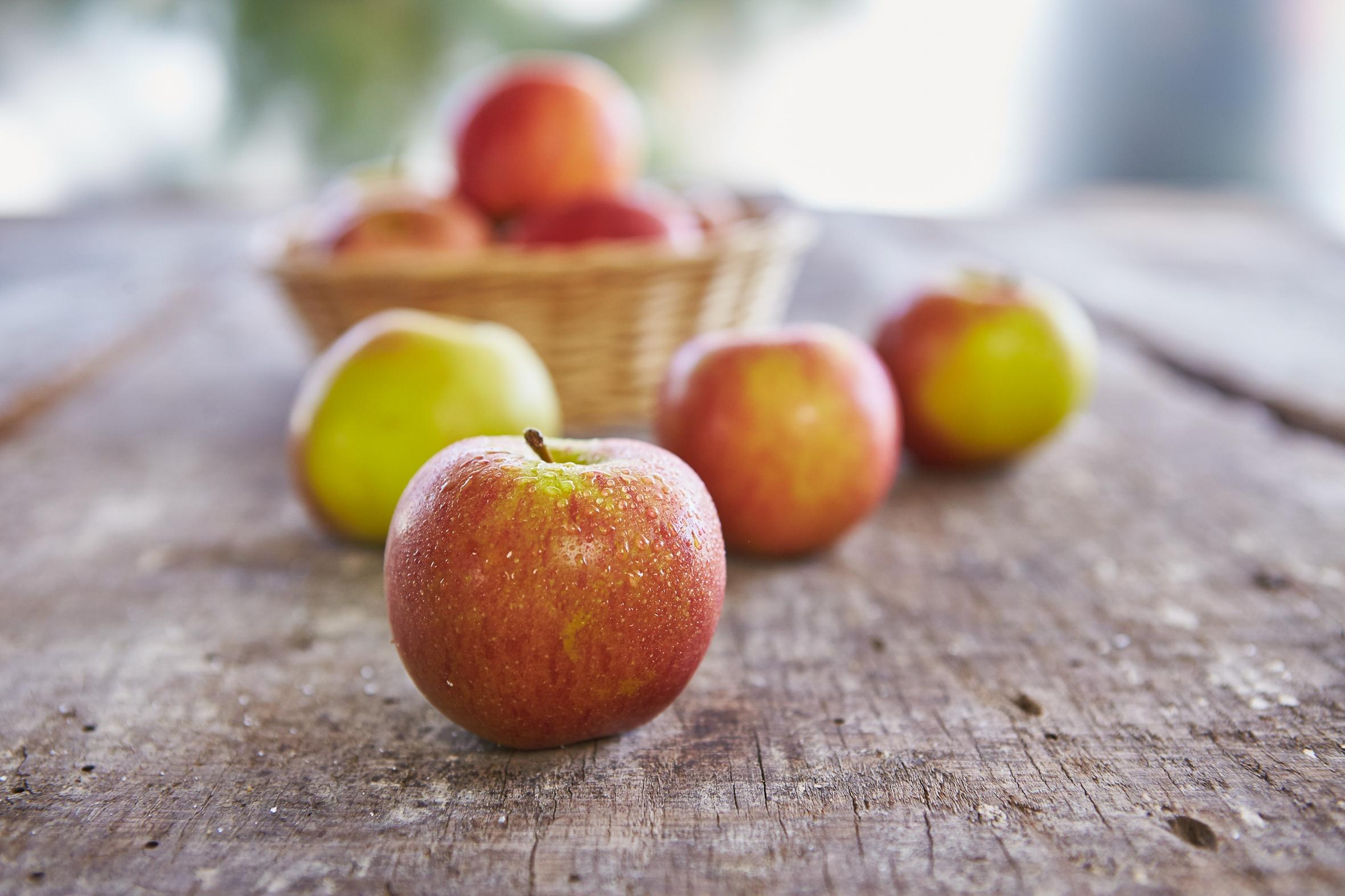Gesund dank Äpfeln – so viel Gutes steckt in keiner Pille