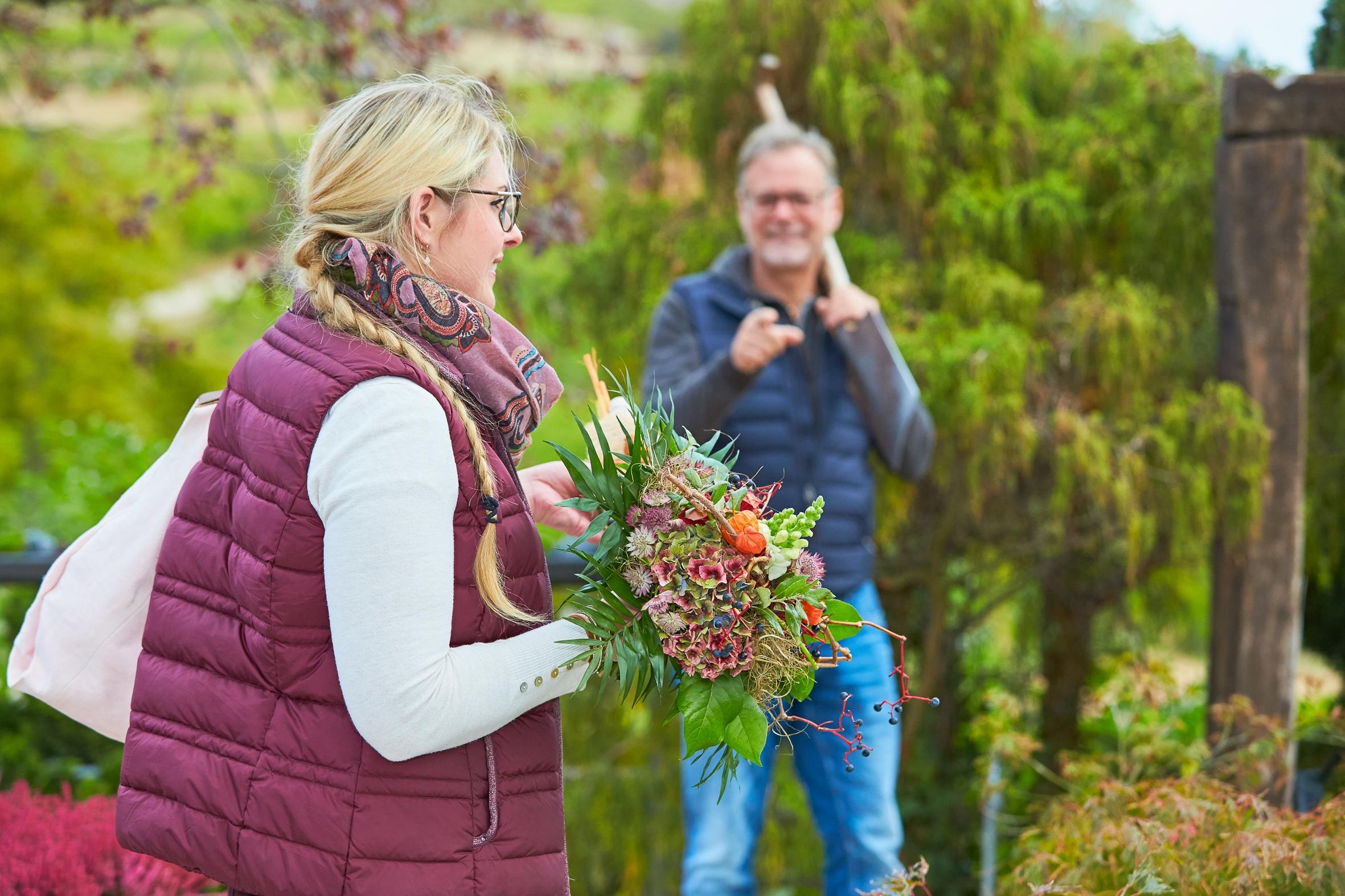 Internationaler Männertag: Blumen als Zeichen der Wertschätzung und Anerkennung