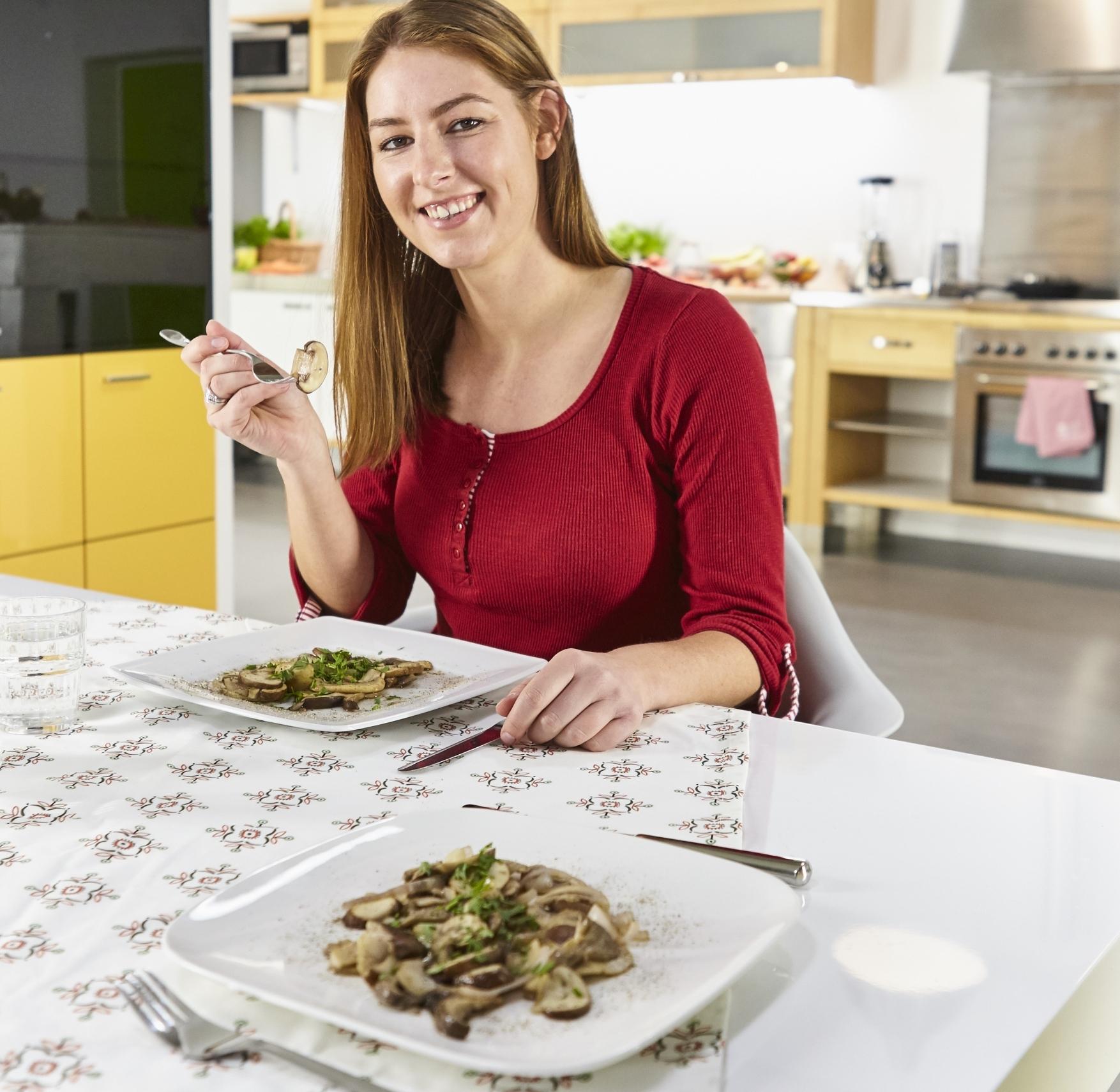 Allergien mildern mithilfe von Pilzen