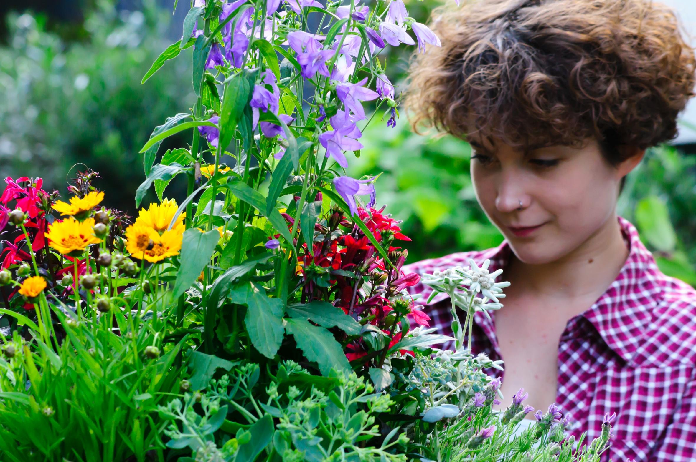 Weiblich, naturverbunden, jung, sucht …  eine Ausbildung zur Gärtnerin!