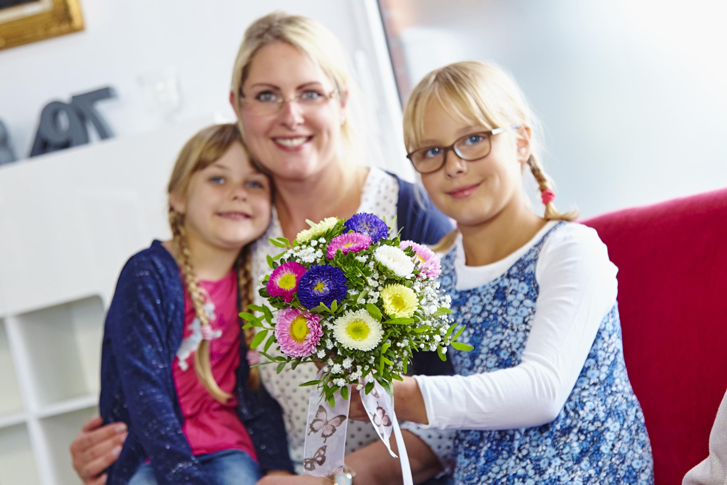 Am 12. Mai ist Muttertag – und es gibt gute Gründe, Blumen zu verschenken