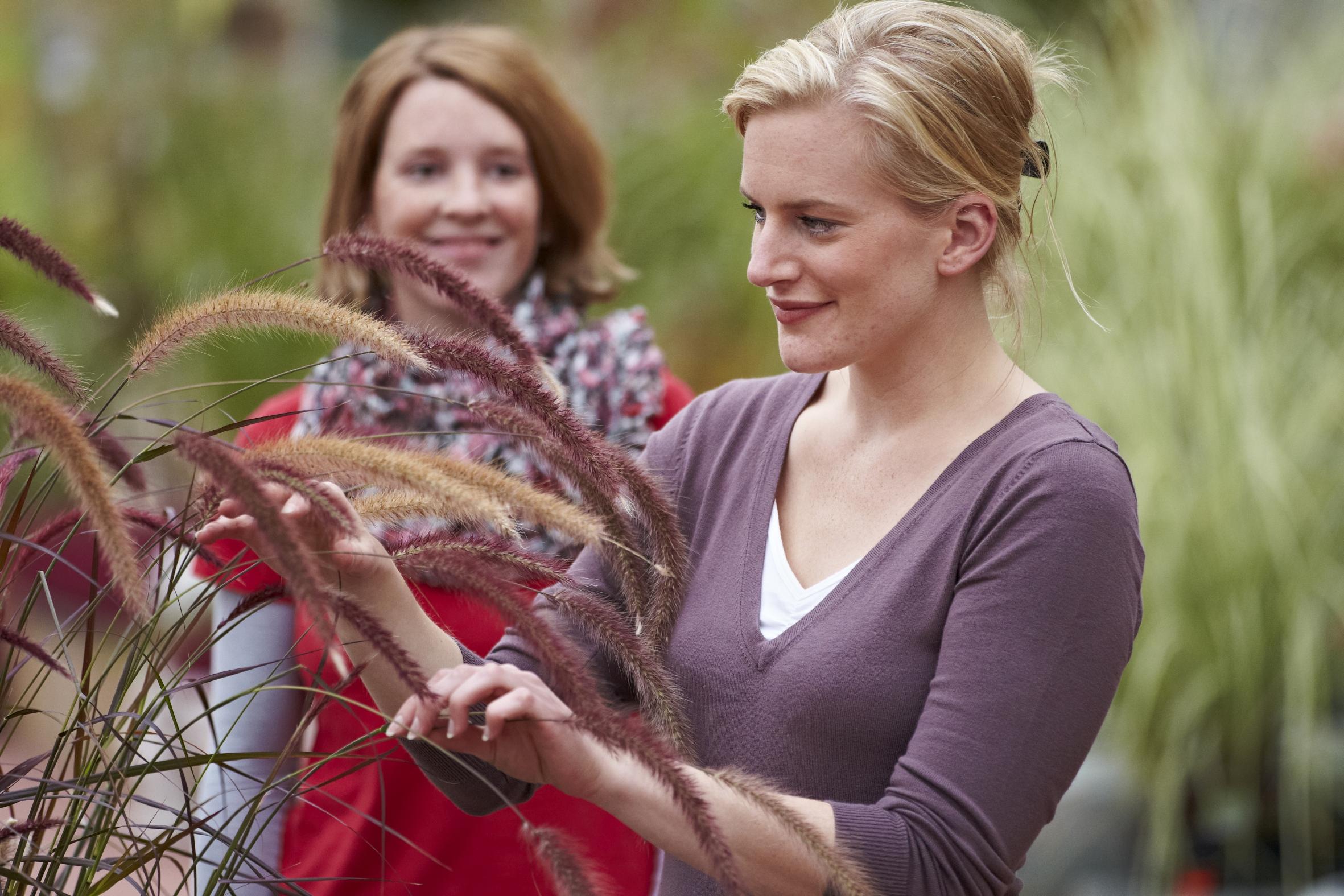 Beruf Gartentherapeut: Ein Herz für Pflanzen und Menschen