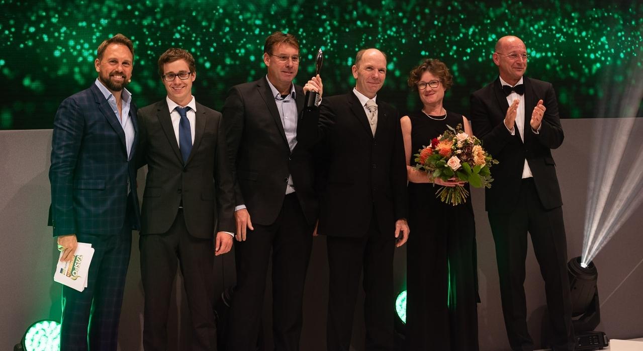 """TASPO-Award 2019: """"Arbeitsgemeinschaft Nachhaltiger Topfpflanzenanbau NRW"""" ist beste Kooperation des Jahres!"""