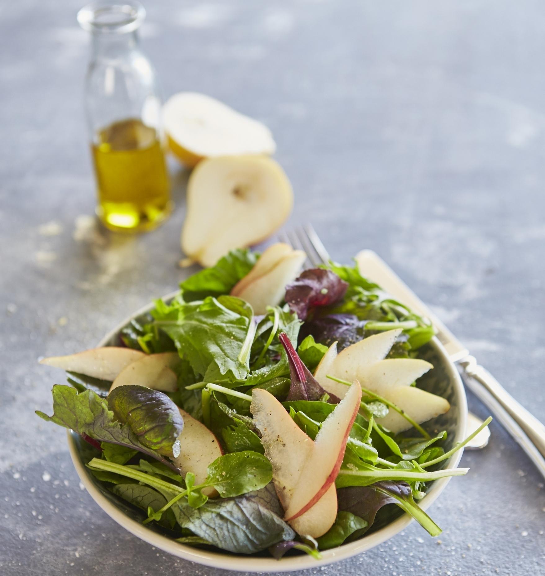 Prima fürs Klima und für die Figur: Mit Salaten aus heimischem Anbau gesund ins neue Jahr starten