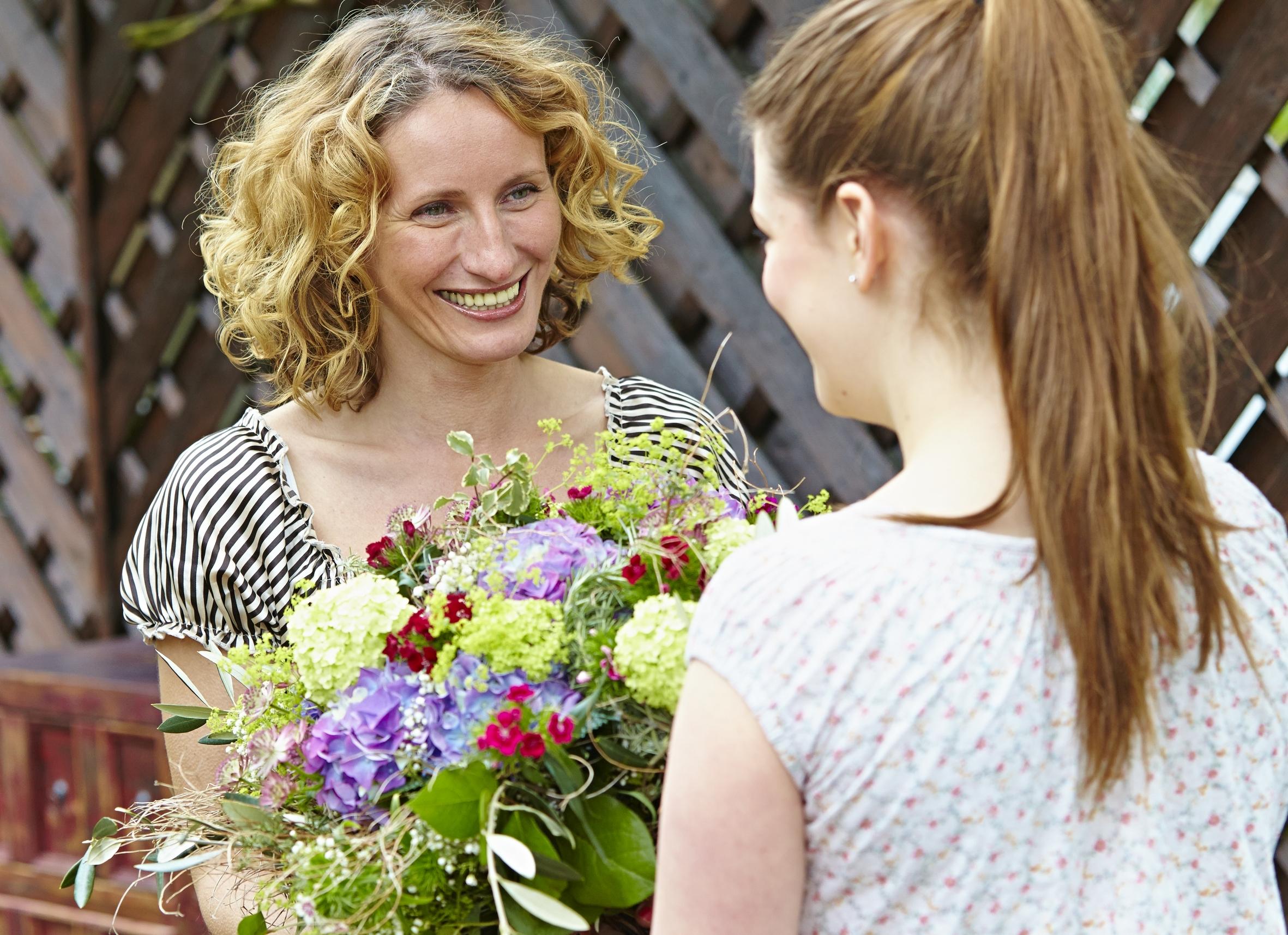 """""""Du bist wichtig"""" – (Frauen) schenkt euch Blumen!"""