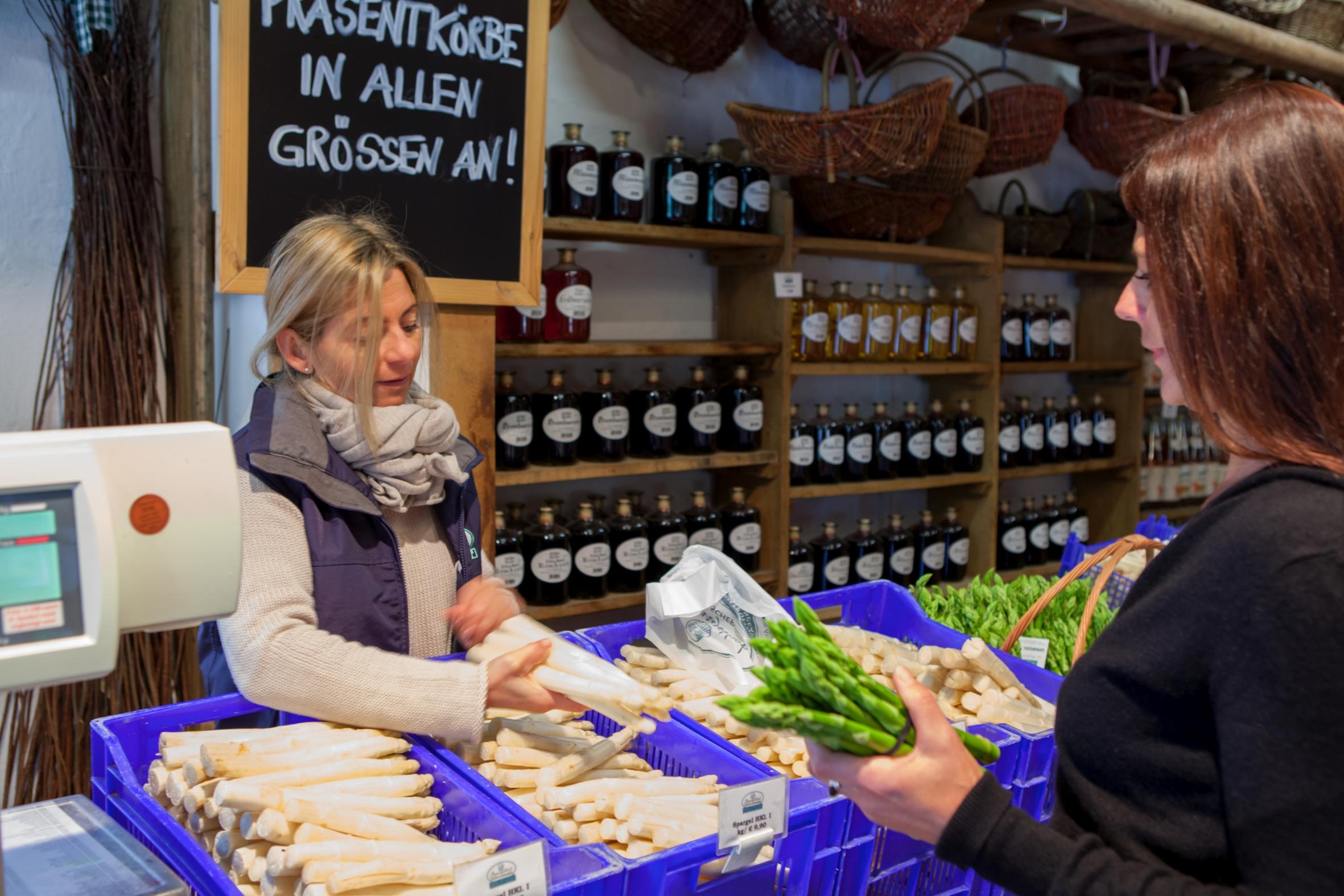 Edelgemüse aus Deutschland: Die Spargelzeit beginnt