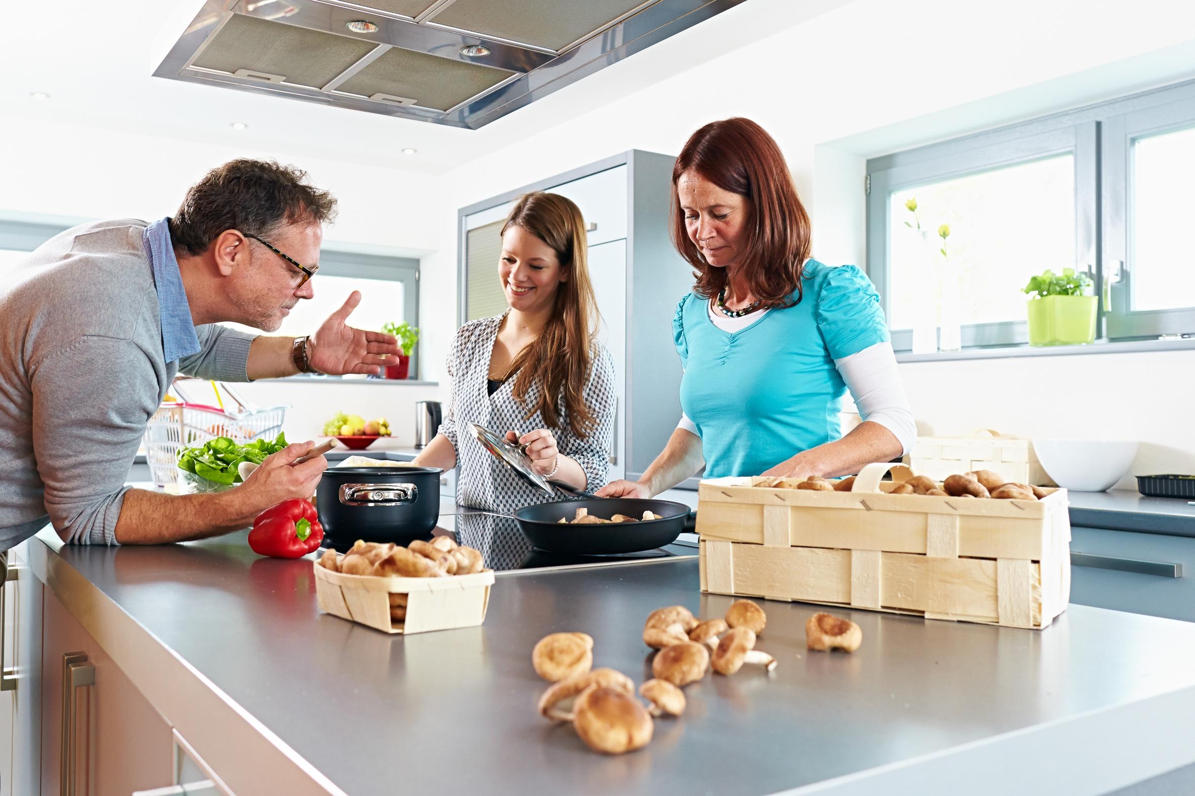 Fleisch oder Pilze? Ein Vergleich der Inhaltsstoffe