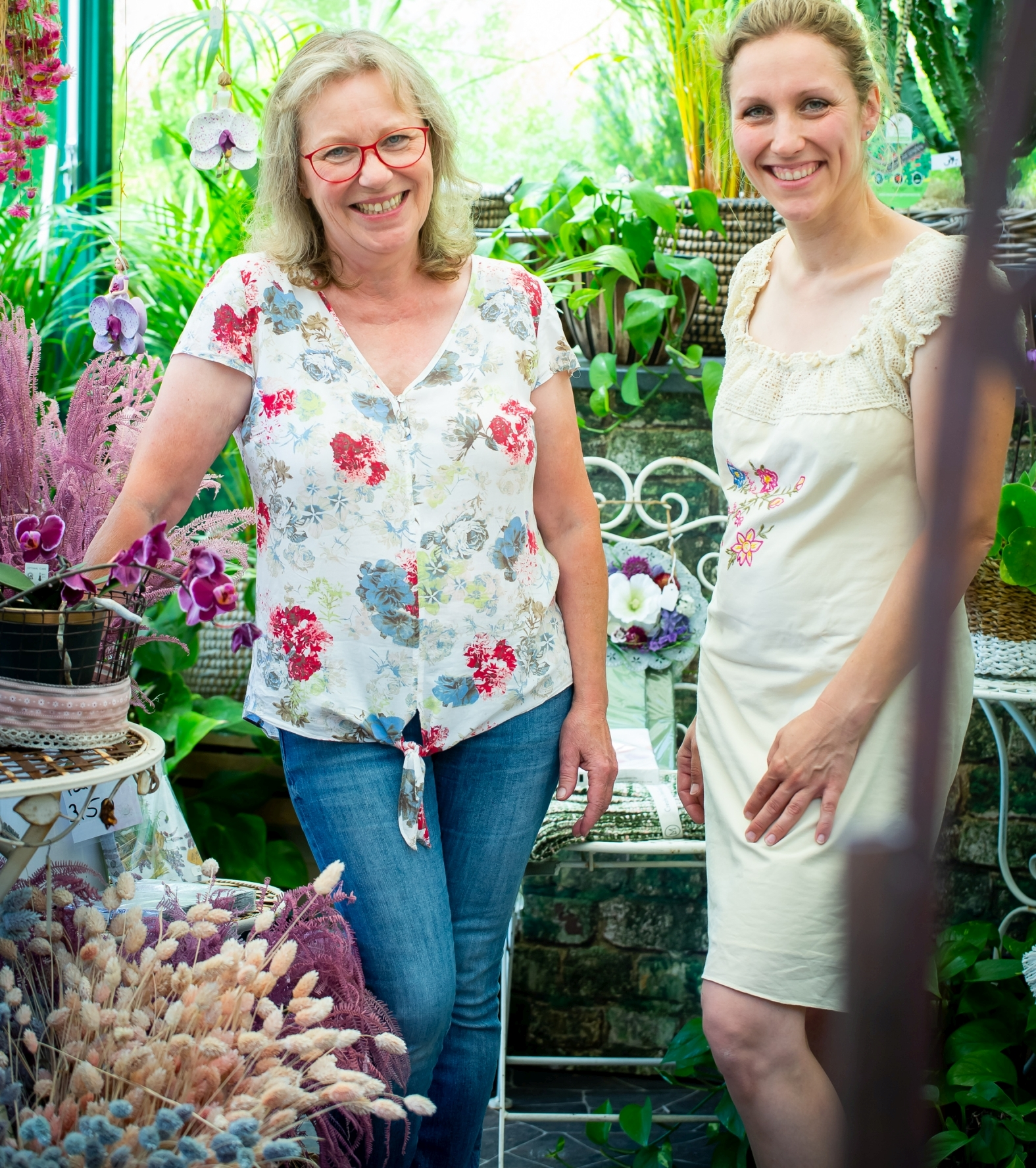 Bitte schön wild-romantisch: Zum Muttertag liegen Trockenblumen im Trend